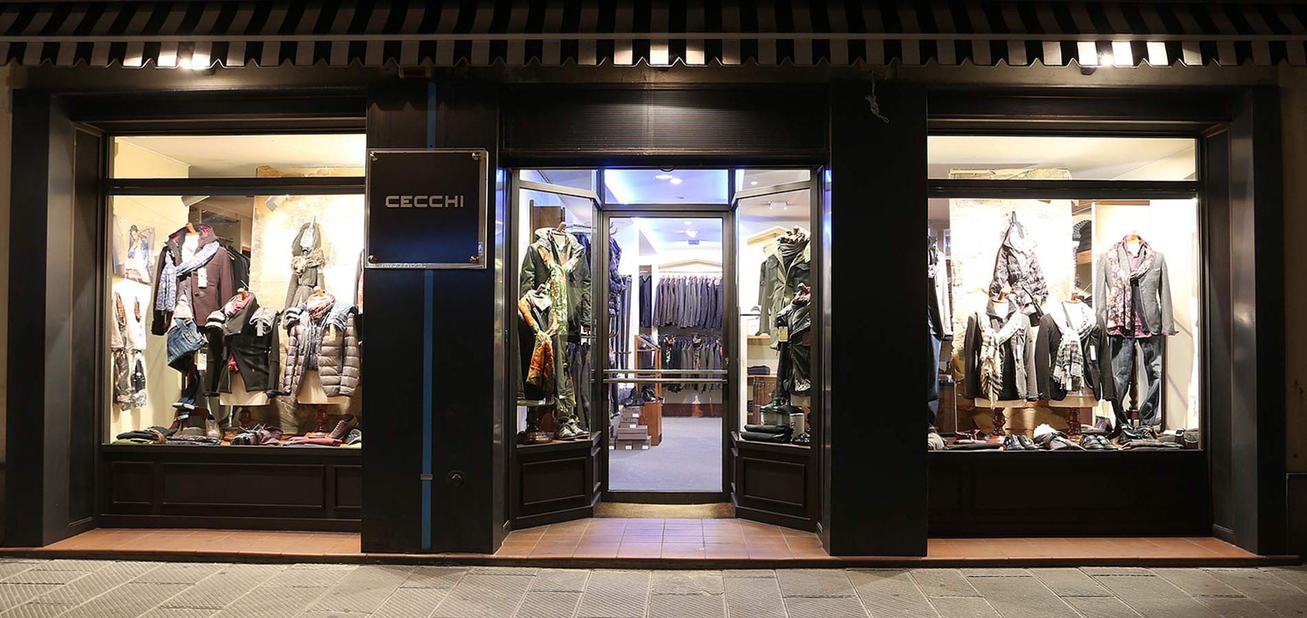 26cabc39d284a Prato - Negozio uomo moda accessori centro storico