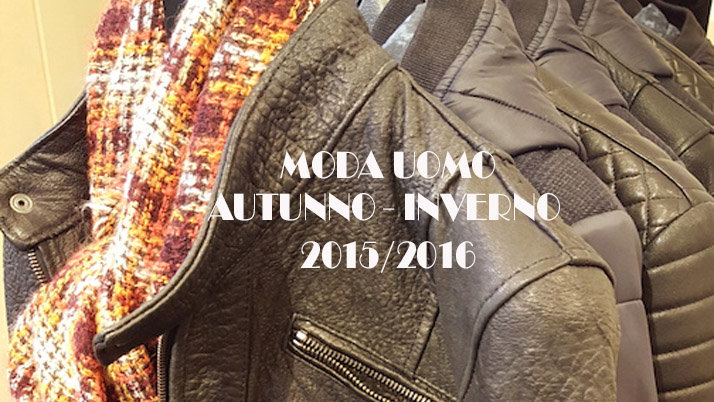 trend moda uomo A I 2015 2016
