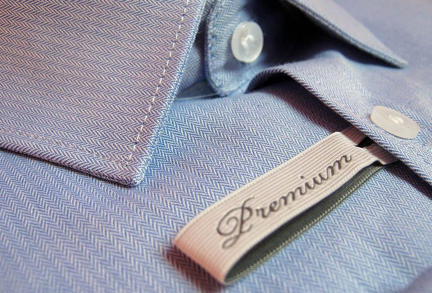 competitive price 7e49b 56a9c Prêt-à-porter o su misura: W la camicia con le microfantasie ...