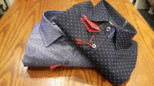 competitive price cca9d 5df89 Prêt-à-porter o su misura: W la camicia con le microfantasie ...