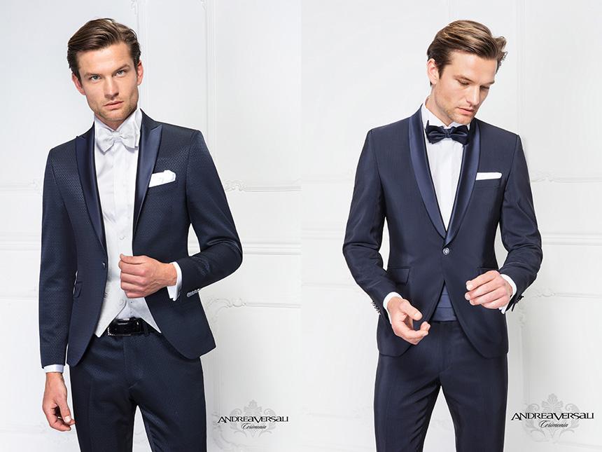 Completo Per Matrimonio Uomo : Abiti da sposo la moda uomo per il matrimonio della p e