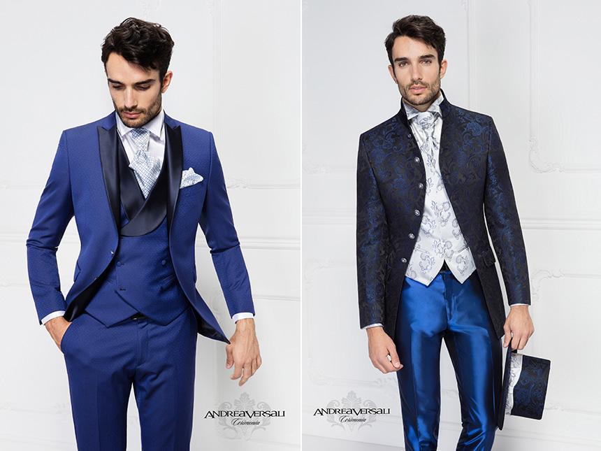 Vestito Matrimonio Uomo Vintage : Abiti da sposo la moda uomo per il matrimonio della p e