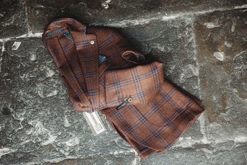 giacca-uomo-lana-tartan-sconto