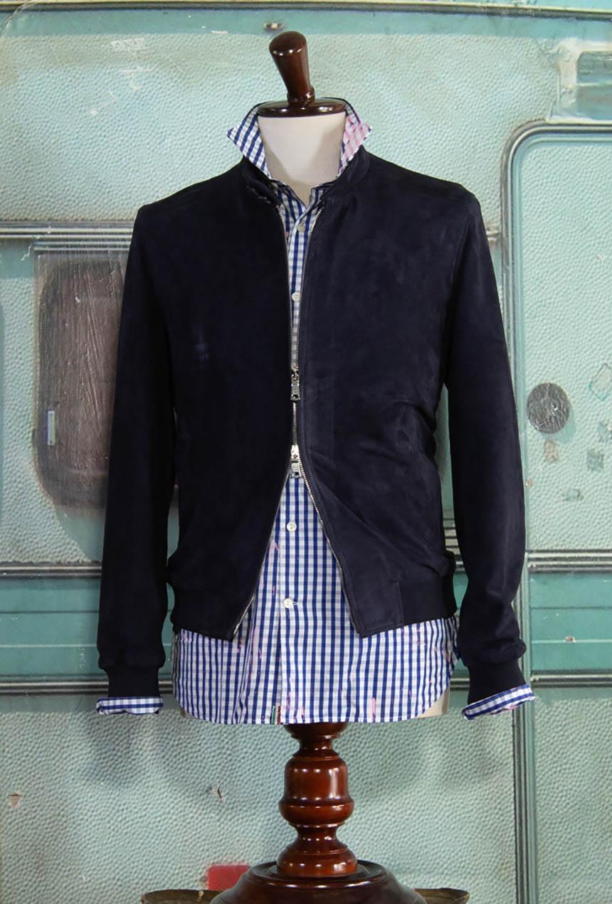 giacca-camoscio-blu-saldo-Prato