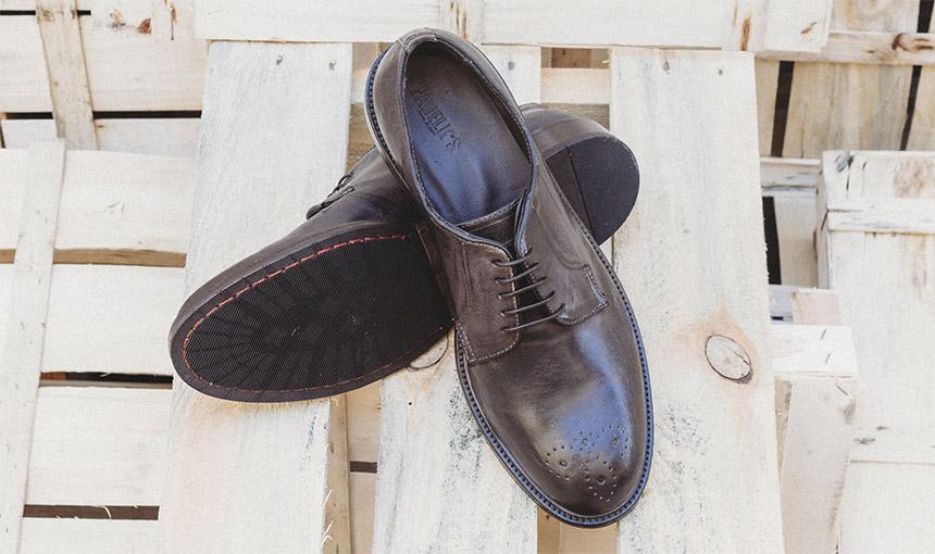 scarpe-stringate-uomo-vendita-Prato